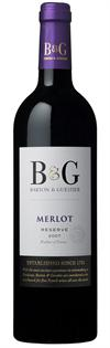 Barton & Guestier Merlot 2014 750ml - Case of 12